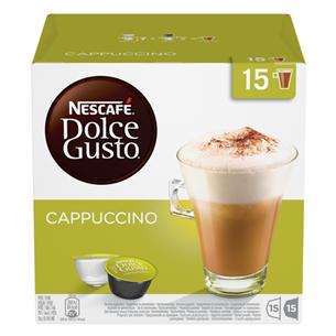 Кофейные капсулы Nescafe Dolce Gusto Cappuccino