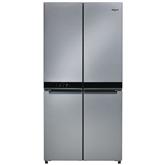 SBS refrigerator Whirlpool (187 cm)