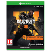 Игра для Xbox One, Call of Duty Black Ops 4 Specialist Edition
