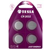 Батарейки Tesla CR2032 (4 шт)