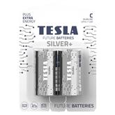 Baterijas C LR14, Tesla / 2 gab