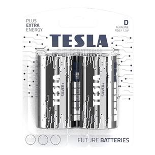 Baterijas D LR20, Tesla / 2 gab