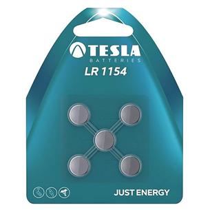 Baterijas R1154 LR44, Tesla / 5 gab