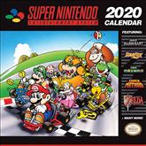 Kalendārs SNES 2020