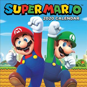 Kalendārs Super Mario 2020