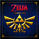 Календарь Legend of Zelda 2020