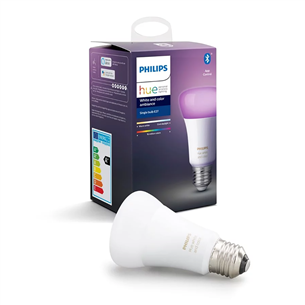 Philips Hue bulb White and Color Ambiance Bluetooth (E27)