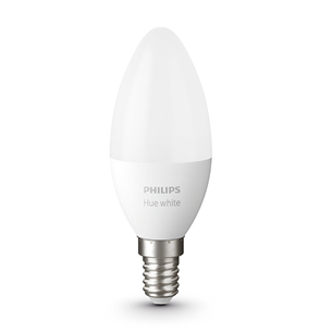 Spuldze E14 White Bluetooth, Philips 929002039901