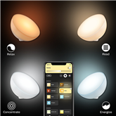 Bezvadu LED lampa Hue Go, Philips