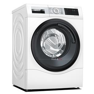 Veļas mazgājamā mašīna ar žāvētāju, Bosch / 10 kg / 6 kg