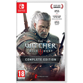 Switch game Witcher 3: Wild Hunt
