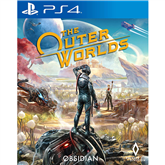 Spēle priekš PlayStation 4, The Outer Worlds