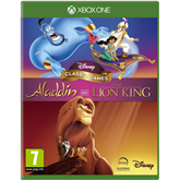 Xbox One games Aladdin & The Lion King
