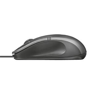 Optiskā pele Ivero Compact, Trust