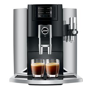 Kafijas automāts E8 Chrome, JURA