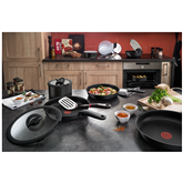 Комплект кастрюль Tefal Ingenio Authentic 20/18/16 см + ручка