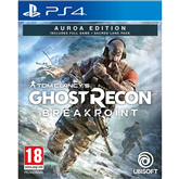 Spēle priekš PlayStation 4, Ghost Recon Breakpoint Aurora Edition