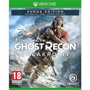 Spēle priekš Xbox One, Ghost Recon Breakpoint Aurora Edition