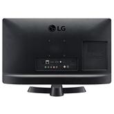 24 HD LED monitors ar TV uztvērēju, LG