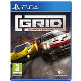 Spēle priekš PlayStation 4, GRID Ultimate Edition