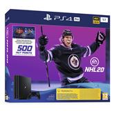 Игровая приставка PlayStation 4 Pro, Sony / 1 TB + NHL 20
