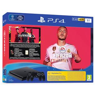Spēļu konsole PlayStation 4 Slim, Sony / 1 TB + FIFA 20