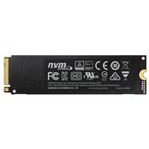 SSD cietais disks 970 PRO, Samsung / 512 GB, M.2