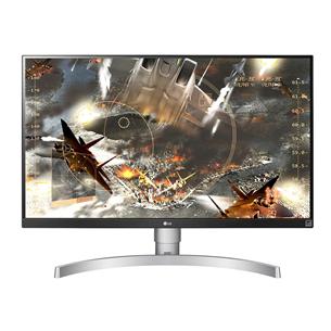 27'' Ultra HD LED IPS-монитор LG 27UL650-W