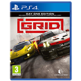 Spēle priekš PlayStation 4, GRID Day One Edition