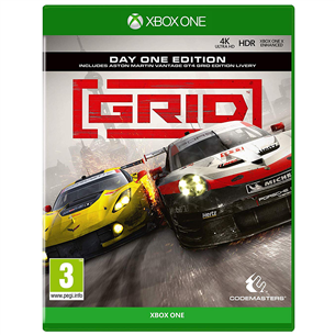 Xbox One game GRID Day One Edition