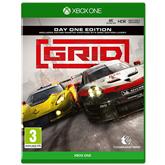 Spēle priekš Xbox One, GRID Day One Edition