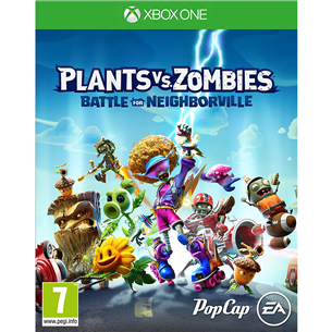 Xbox One game Plants vs. Zombies: Battle for Neighborville