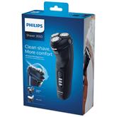 Skuveklis Series 3000, Philips / Wet & Dry