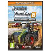 Игра для ПК, Farming Simulator 19 Platinum Edition