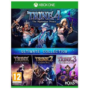 Spēle priekš Xbox One, Trine 4 Ultimate Collection