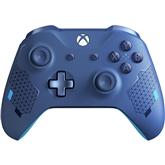 Bezvadu kontrolieris Xbox One Sports Blue, Microsoft