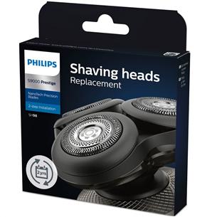 Skūšanās galviņas Series 9000 Prestige, Philips