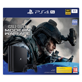 Игровая приставка Sony PlayStation 4 Pro (1 ТБ) Call of Duty: Modern Warfare