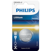 Baterija CR2450 3 V Lithium, Philips