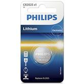 Battery Philips CR2025 3 V Lithium