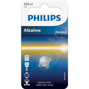 Baterija A76 1.5 V Alkaline (LR44 / LR1154), Philips