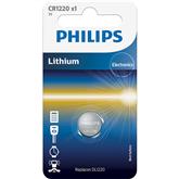 Battery Philips CR1220 3 V Lithium
