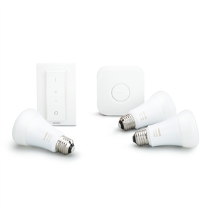 Philips Hue kit White and Color Ambiance (E27)