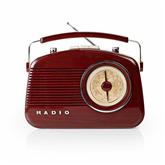 Radio RDFM5000BN, Nedis