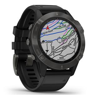 GPS watch Garmin fēnix 6 Sapphire