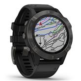 Multisporta GPS pulkstenis FENIX 6 Sapphire, Garmin