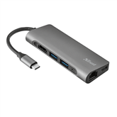 Adapteris USB-C Multiport Dalyx, Trust