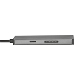 Adapteris USB-C Multiport Dalyx, Trust