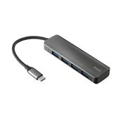 USB-C portu dalītājs Halyx 4 USB-A 3.2, Trust