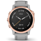 Multisporta GPS pulkstenis FENIX 6S Sapphire, Garmin